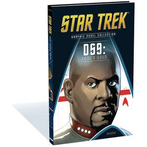 ZX-Star Trek Graphic Novels Fool's Gold DS9 2009-2010