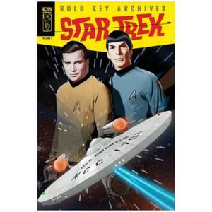Star Trek Tin Sign #1