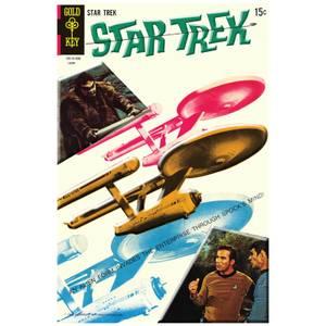 Star Trek Graphic Novels New Visions