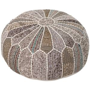 Bloomingville Pouf Multi-Color