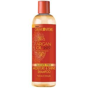 Crème of Nature Argan Oil Moisture and Shine Shampoo Sulfate-Free 354ml