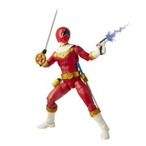 Hasbro Power Rangers Lightning Collection Zeo Red Ranger Action Figure