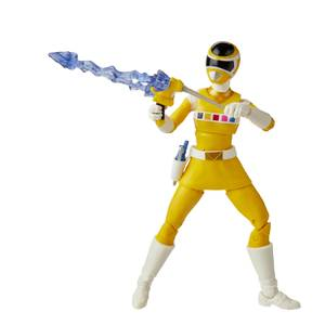 Hasbro Hasbro Power Rangers Lightning Collection In Space Yellow Ranger Action Figure