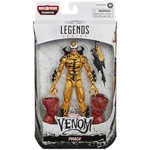 Figura de Acción Hasbro Marvel Legends Venom Phage