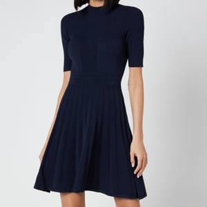 Ted Baker Women's Olivinn Skater Dress - Navy