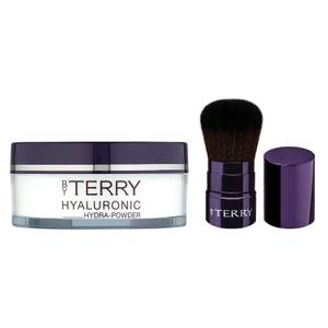 By Terry Exclusive Hyaluronic Hydra Powder and Kabuki Brush Set (Worth £77.00)