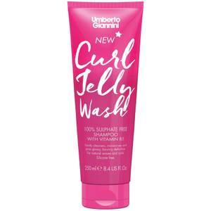 Umberto Giannini Curl Jelly Wash Shampoo 250ml