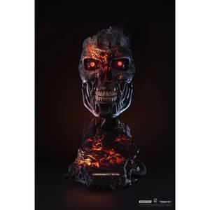 PureArts Terminator T-800 Battle Damaged 1:1 Schaal Art Mask - Beperkt tot 2029 stuks wereldwijd