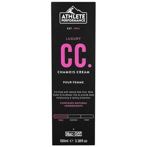 Muc-Off Athlete Performance Ladies Chamois Cream 100ml