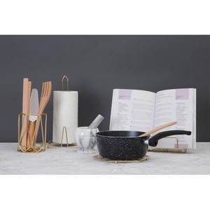 Vertex Cookbook Stand - Gold