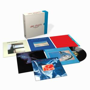 Dire Straits - The Studio Albums 1978 - 1991 6LP Box Set