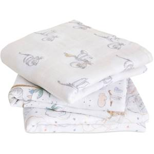 aden + anais Disney Cotton Muslin Squares - My Darling Dumbo (3 Pack)