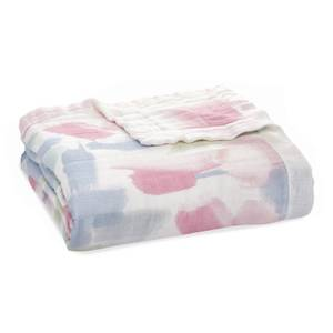 aden + anais Silk Soft Dream Blanket - Florentine
