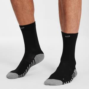 MP Velocity Full Length Socks - Black