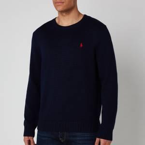 Polo Ralph Lauren Men's Crewneck Sweatshirt - Hunter Navy
