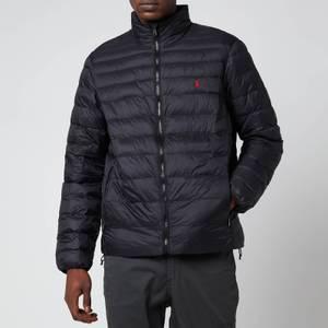 Polo Ralph Lauren Men's Recycled Nylon Terra Jacket - Polo Black