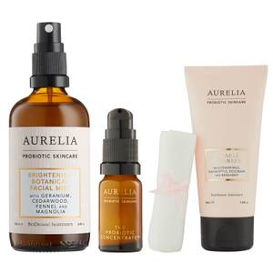 Aurelia Probiotic Skincare 3 Step Routine Bundle