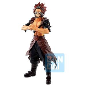 Figurine Ichibansho Figure Eijiro Kirishima(Fighting Heroes Feat. One's Justice) - Banpresto