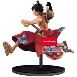 Banpresto One Piece Battle Record Collection -Monkey D. Luffy Figure