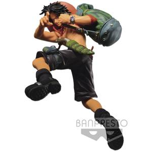 Banpresto One Piece Scultures Big Banpresto Figure Colosseum Portgas D. Ace Vol.7 Figure