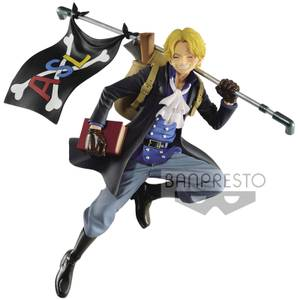 Banpresto One Piece Three Brothers Figure(C:Sabo) Figure