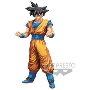 Banpresto Dragon Ball Z Grandista Son Goku#2 Manga Dimensions Figure