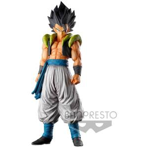 Banpresto Dragon Ball Super Super Master Stars Piece The Gogeta Figure