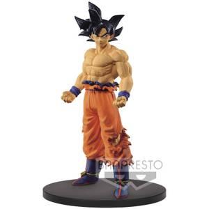 Banpresto Dragon Ball Super Creator×Creator -Son Goku-(A:Ultra Instinct -Sign-) Figure