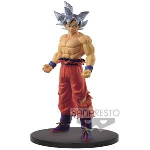 Statuetta Dragon Ball Super Creator×Creator -Son Goku-(B:Ultra Instinct) - Banpresto