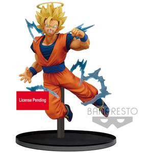 Figurine Dragon Ball Z Dokkan Battle Collab-Super Saiyan 2 Goku - Banpresto