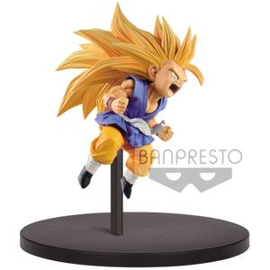 Banpresto Dragonball Super Son Goku Fes!! Vol.10 (A:Super Saian3) Figure