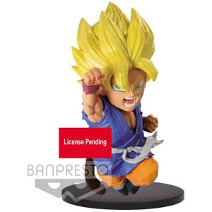 Banpresto Dragonball GT Wrath of The Dragon (B:Super Saiyan Son Gokou) Figure