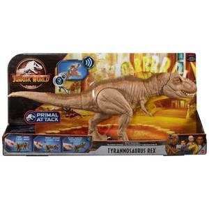 Jurassic World Epic Roar Tyrannosaurus Rex Dinosaur Toy
