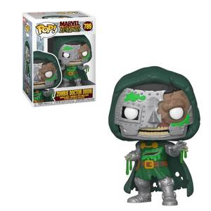 Marvel Zombies Dr Doom Pop! Vinyl Figure