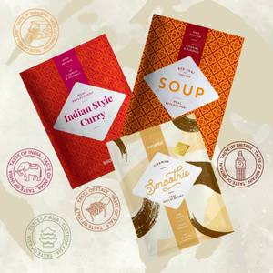 Flavours from Around the World Mixed Bundle