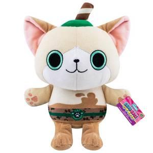 "Paka Paka Soda Kats Cat Pawchino 7"" Plush"