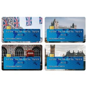 London Credit Card Covers