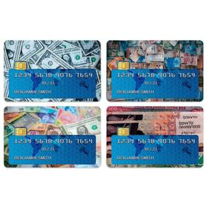 Money Credit Card Covers