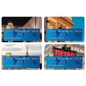 Paris Credit Card Covers