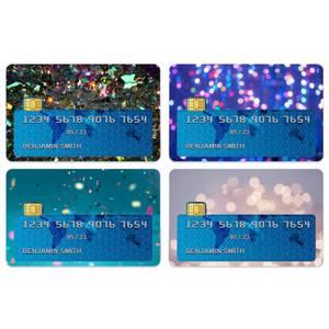 Glitter Credit Card Covers