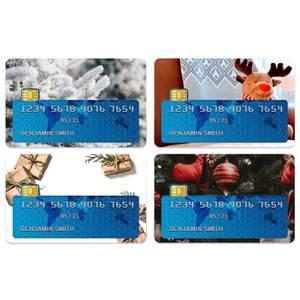 Winter Wonderland Credit Card Covers