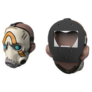 Official Borderlands 3 Psycho Bottle Opener & Magnet Set