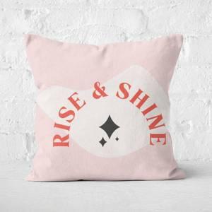 Hermione Chantal Rise And Shine Square Cushion