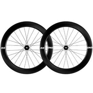 ENVE Foundation Collection 65 Carbon Tubeless Disc Brake Wheelset