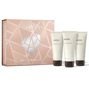 AHAVA Head to Toe Mineral Trio