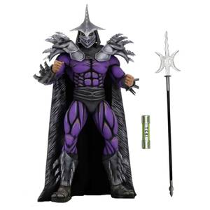 NECA Teenage Mutant Ninja Turtles 1990 Movie Super Shredder 7 Inch Scale Action Figure