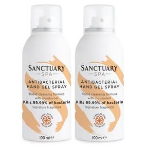 Antibacterial Hand Spray Twin Pack