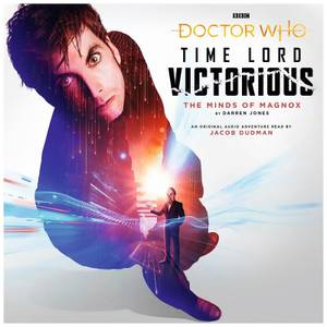 Doctor Who - The Minds Of Magnox - Time Lord Victorious (140g Repository Ripple Vinyl)