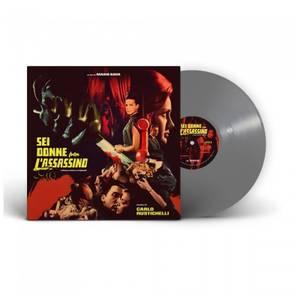 Carlo Rustichelli - Sei Donne Per L'Assassino (aka Blood And Black Lace) LP