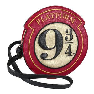 Harry Potter Platform 9 3/4 Faux Leather Shoulder Bag - Red